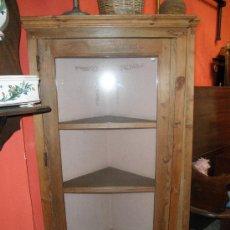 Antigüedades: MUEBLE RINCONERO. Lote 29099985