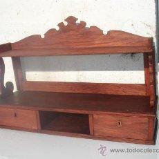 Antigüedades: PQUEÑA REPIZA CON CAJONES. Lote 29177724
