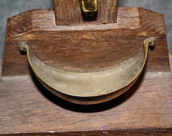 Antigüedades: bonito benditero - Foto 6 - 29181303