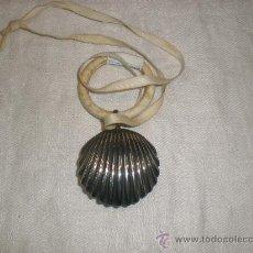 Antigüedades: SONAJERO DE PLATA. Lote 29204355
