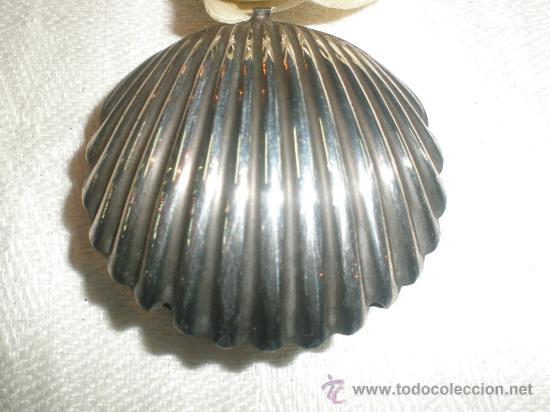 Antigüedades: sonajero de plata - Foto 2 - 29204355