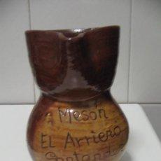 Antigüedades: JARRA DE BARRO. Lote 29222493