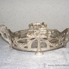 Antigüedades: JARDINERA MODERNISTA. Lote 29969555