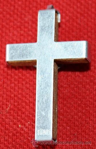 Antigüedades: lote de 4 cruces nuevas - Foto 3 - 29249299
