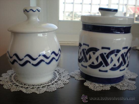 ALGODONERA SENADO ENCADRELADO DE CASTRO-SARGADELOS SIN ESTRENAR. (Antigüedades - Porcelanas y Cerámicas - Sargadelos)