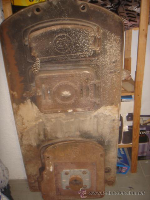Frontal completa de caldera para radiadores de comprar - Calefaccion de lena con radiadores ...