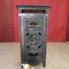 Antigüedades: APARADOR TALLADO. Lote 29293569