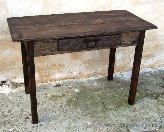 Sofas rusticos de madera antiguos trendy dormitorios for Muebles rusticos de segunda mano