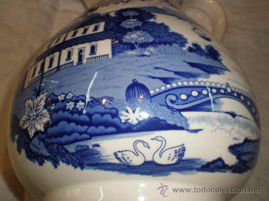 Antigüedades: jarra de loza - Foto 4 - 29337644