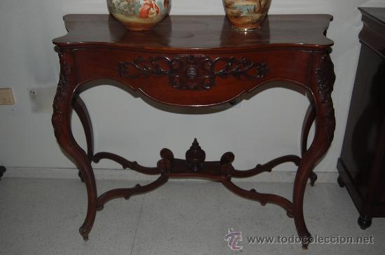 CONSOLA (Antigüedades - Muebles Antiguos - Consolas Antiguas)