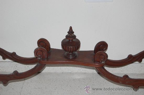 Antigüedades: Consola - Foto 3 - 29376421