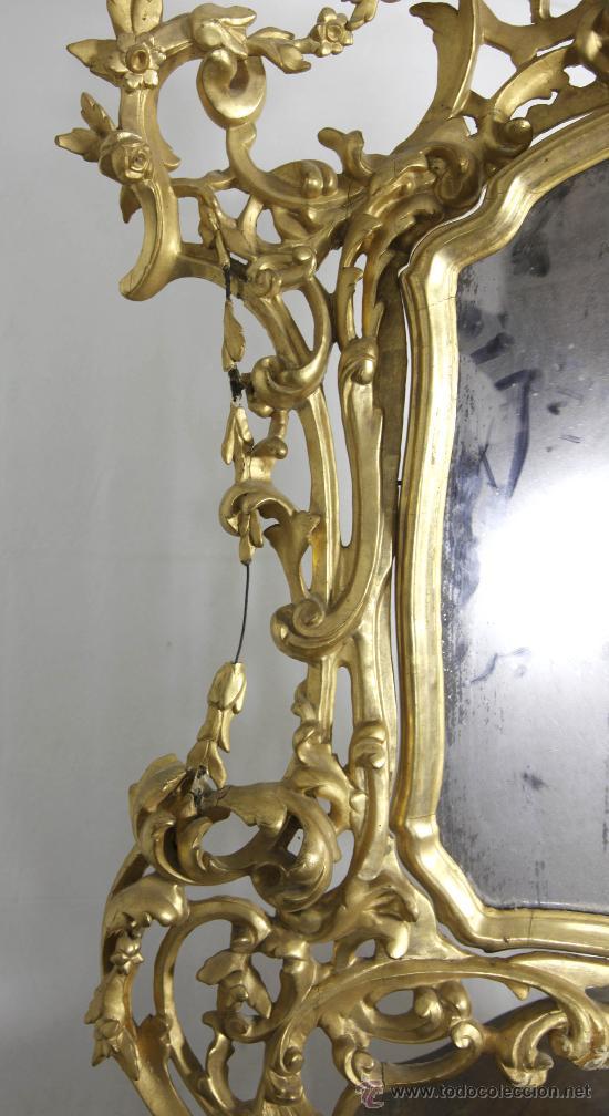 Antigüedades: Importante pequeña cómoda catalana de pubilla con espejo, siglo XVIII. En raiz de nogal, ver. - Foto 13 - 29447319