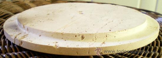 Antigüedades: Pieza de marmol travertino - Foto 5 - 29464387