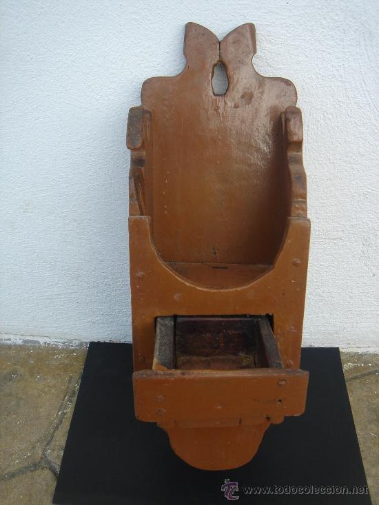 Antigüedades: DETALLE CON EL CAJONCITO ABIERTO - Foto 7 - 29556753