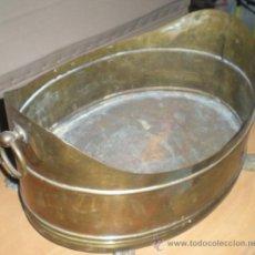 Antigüedades: CENTRO DE METAL. Lote 29566810
