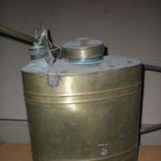 Antigüedades: FUMIGADORA METAL. Lote 29566950