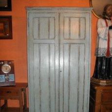 Antigüedades: BONITO ARMARIO 1900. Lote 29670625