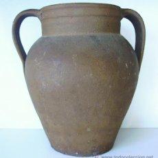 Antigüedades: JARRON CERAMICA . Lote 29728101