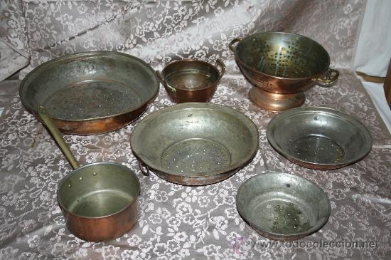 Lote de utensilios de cocina de princ c comprar for Utensilios del hogar