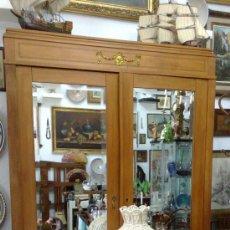 Antigüedades: ANTIGUO ARMARIO ROPERO, FINALES DEL XIX.. Lote 54664652