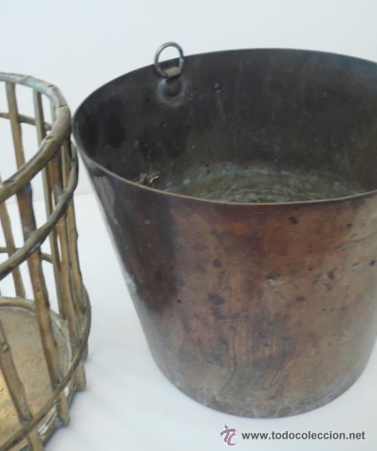 Antigüedades: Macetero en bronce - Foto 2 - 29809733