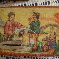 Antigüedades: CAJA DE MADERA. Lote 29811071