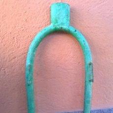 Antigüedades: ANTIGUO HORCATE EN HIERRO.. Lote 29831957