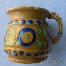 Antigüedades: ANTIGUA JARRA DE REFLEJO MANISES. Lote 29908369
