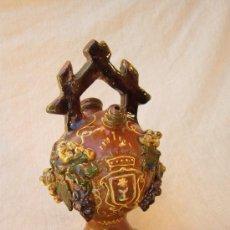 Antigüedades: BOTIJO DE CUENCA. Lote 29937200