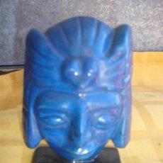 Antigüedades: PEQUEÑA FIGURA ASTEKA. Lote 29945003