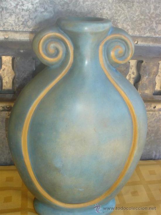 JARRON DE DECORACION (Antigüedades - Hogar y Decoración - Jarrones Antiguos)
