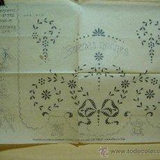 Antigüedades: EL CONSULTOR DE LOS BORDADOS SUPLEMENTO Nº372. Lote 29964691
