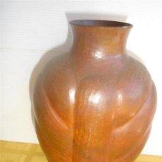 Antigüedades: JARRON DE COBRE. Lote 29964927