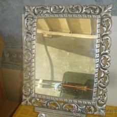 Antigüedades: ES`PEJO DE PEWTER. Lote 29972390