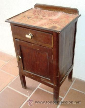 Mesilla para restaurar antigua comprar mesas antiguas - Tunear muebles viejos ...