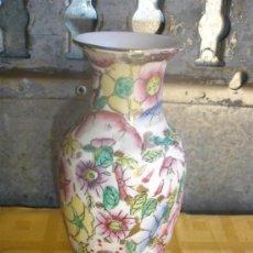Antigüedades: JARRON DE PORCELANA ORIENTAL. Lote 30037968