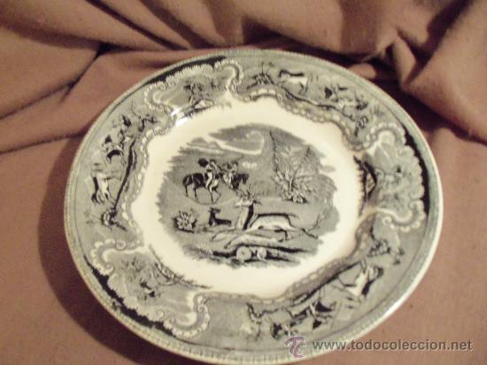 BONITA PIEZA DE CERAMICA DE CARTAGENA (Antigüedades - Porcelanas y Cerámicas - Cartagena)