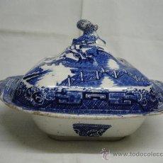 Antigüedades: PRECIOSA LEGUMBRERA