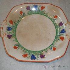 Antiques - ANTIGUO PLATO DE LOZA - 30148170