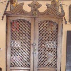 Antigüedades: ALACENA, BURO-ESCRITORIO, CAJONERA MEDIDA 240X104X55.. Lote 24196334