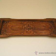 Antigüedades: BANDEJA DE COBRE. Lote 30108693