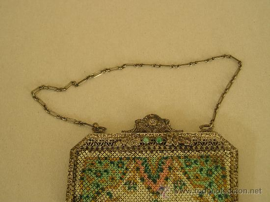 Antigüedades: Bolso de fiesta. - Foto 2 - 30123472