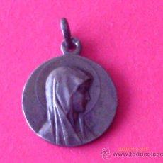 Antigüedades: MEDALLA DE LA VIRGEN DE LOURDES. Lote 30163510