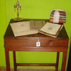 Antigüedades: PUPITRE / SIGLO XIX. Lote 30174839