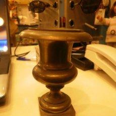 Antigüedades: COPA O REMATE DE METAL. Lote 30179903