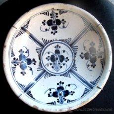 Antigüedades: BONITO CUENCO DE CERAMICA CATALANA. Lote 31578776
