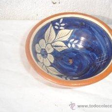 Antigüedades: CUENCO PEQUEÑO DE BARRO. Lote 30215940