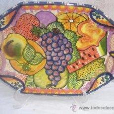 Antigüedades: BANDEJA DE CERAMICA. Lote 30218089