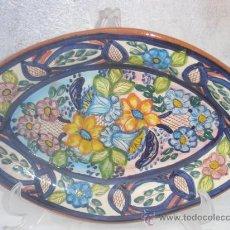 Antigüedades: BANDEJA DE CERAMICA. Lote 30218145