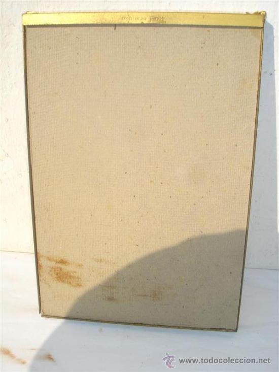 Antigüedades: portafot de metal - Foto 2 - 30228901